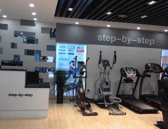健身器材零售店