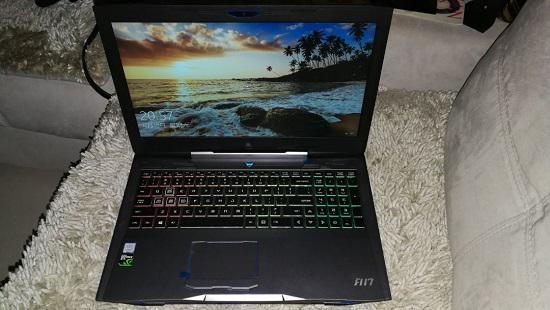 网上买的笔记本电脑
