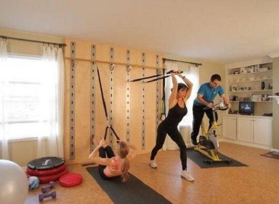 哪些健身器材适合女生使用