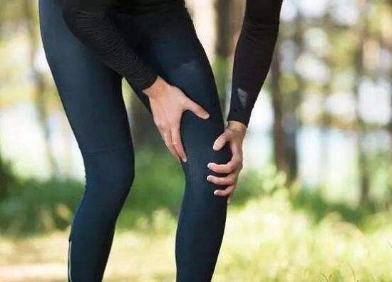 膝盖正面疼痛
