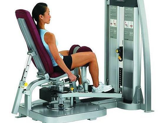 大腿内、外侧肌训练器