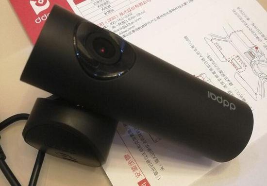 盯盯拍mini3行车记录仪