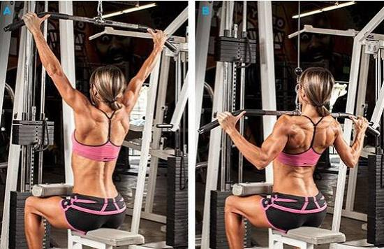高拉背运动