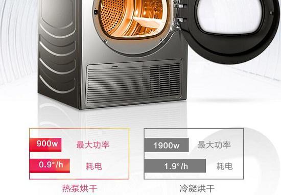 热泵式干衣机