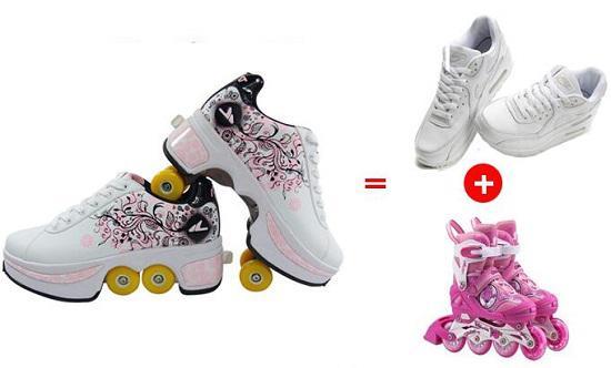 两用轮滑鞋靠谱吗