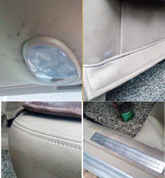 汽车内饰如何清洗
