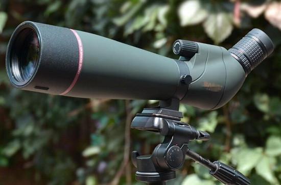 单筒变倍望远镜