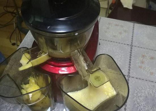 原汁机制作果汁
