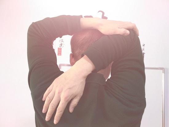 臂部肌肉的拉伸