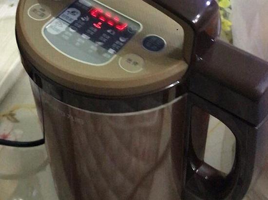 九阳豆浆机使用感受