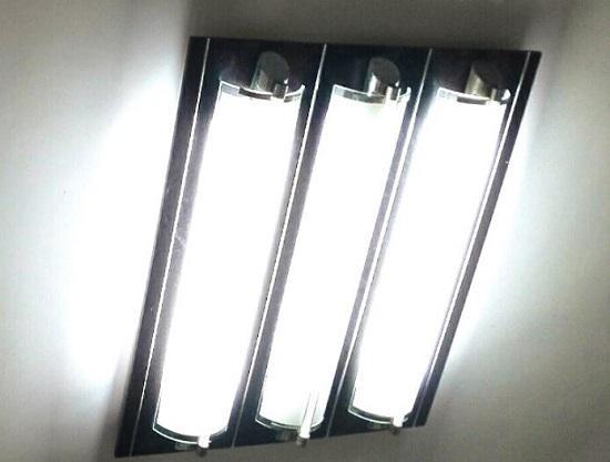 老式吸顶灯改造方案