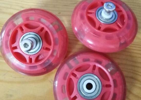 普通塑料轮