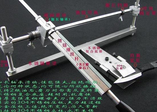 定角磨刀器