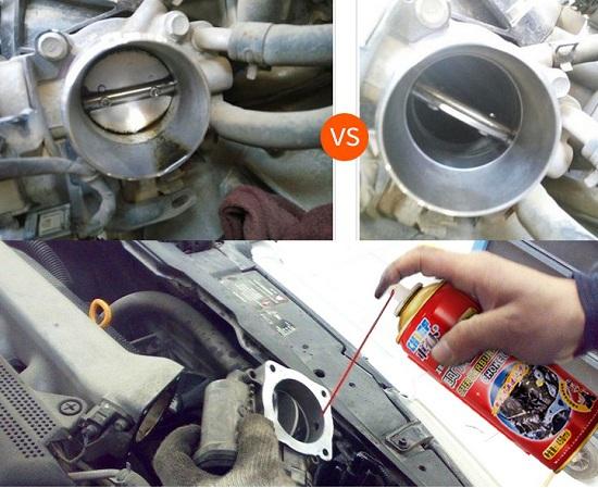 汽车进气系统会使油耗增加