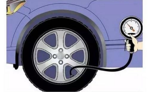 轮胎亏气会使油耗增高