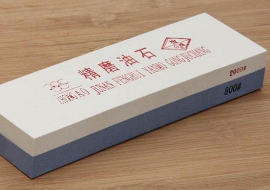 2000/800目双面磨刀石