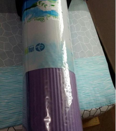 初学者瑜伽垫使用感受