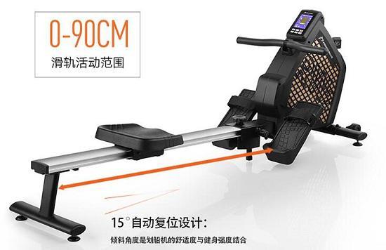 昌隆P110划船机