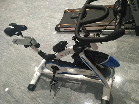 动感单车运动不加阻力可以吗