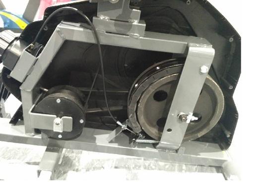 磁控飞轮(图片来自网络)