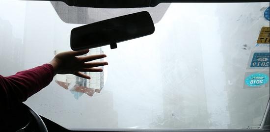 汽车玻璃如何除雾