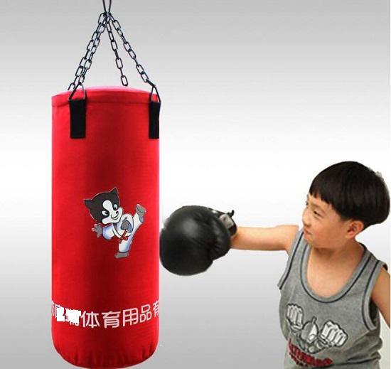如何挑选儿童拳击沙袋