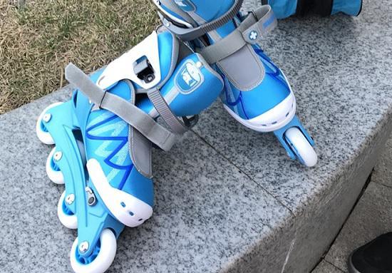 m-cro MEGA儿童轮滑鞋试用感受