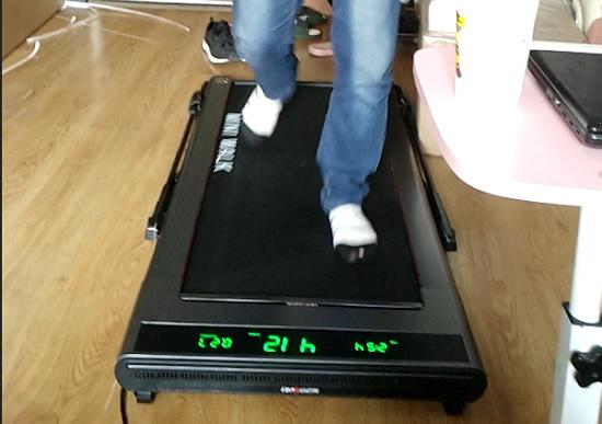平板跑步机