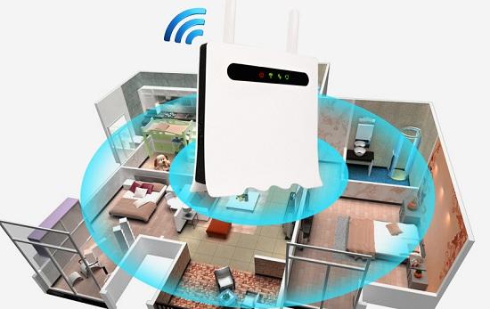 无线数据路由器信号覆盖
