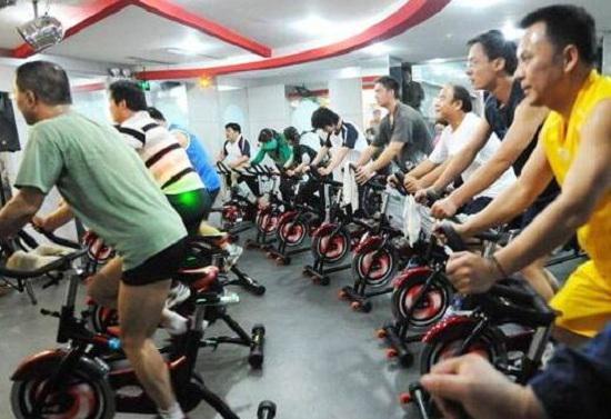 动感单车课程