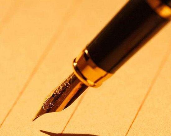 网购小学生钢笔经历