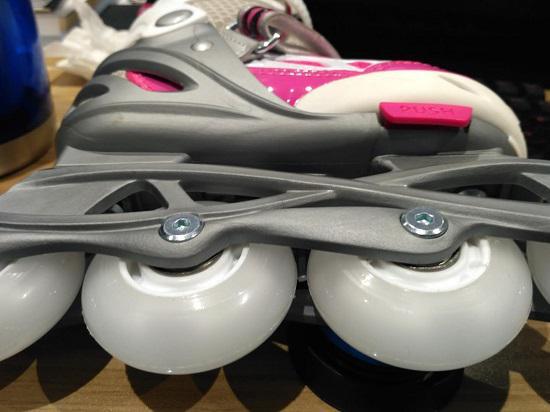 乐秀RXO儿童轮滑鞋的优缺点