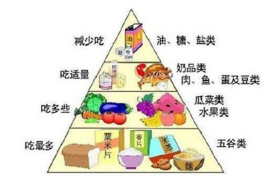 健康饮食原则