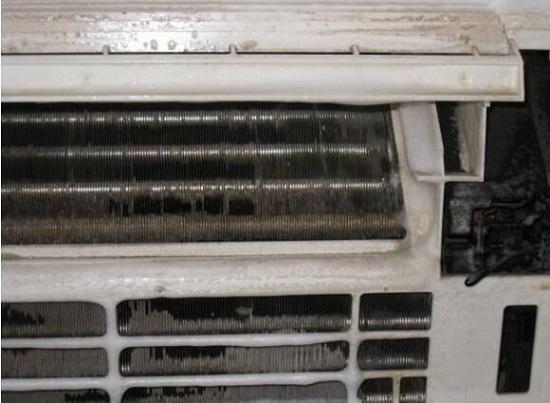 空调挂机内部滤网
