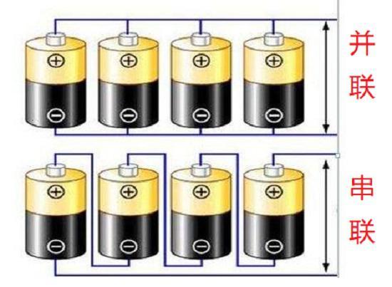 电池的并联和串联