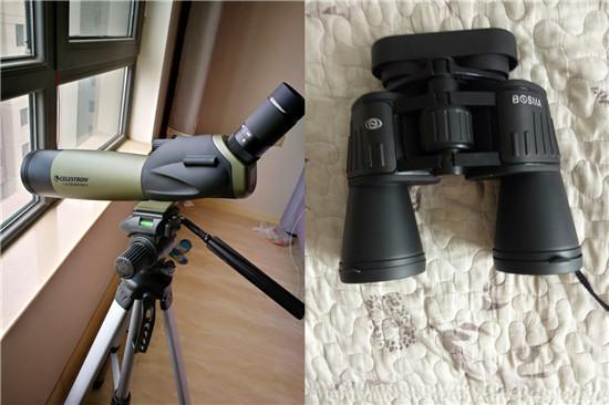 观鸟镜和普通望远镜有何区别