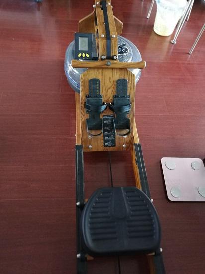 英尔健水阻划船机