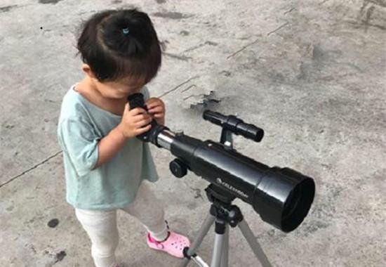 孩子使用天文望远镜需要注意什么
