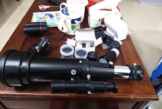 天文望远镜配件