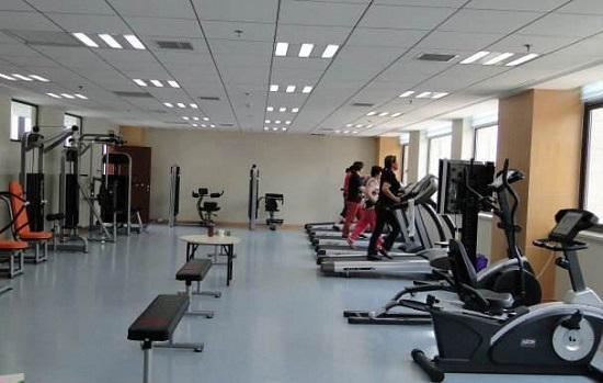 社区健身房