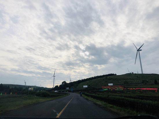 新能源车端午张北自驾游记