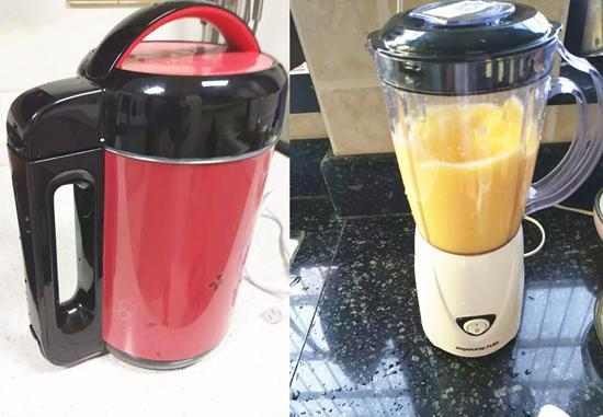 豆浆机和榨汁机有何区别