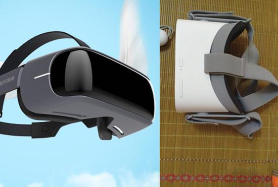 暴风和小米VR一体机