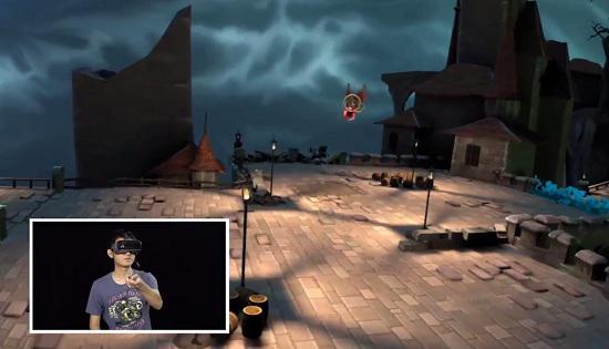 暴风魔镜一体机游戏画面